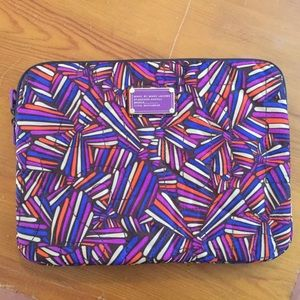 MARC bY MARC JACOBS laptop carrying case Retro